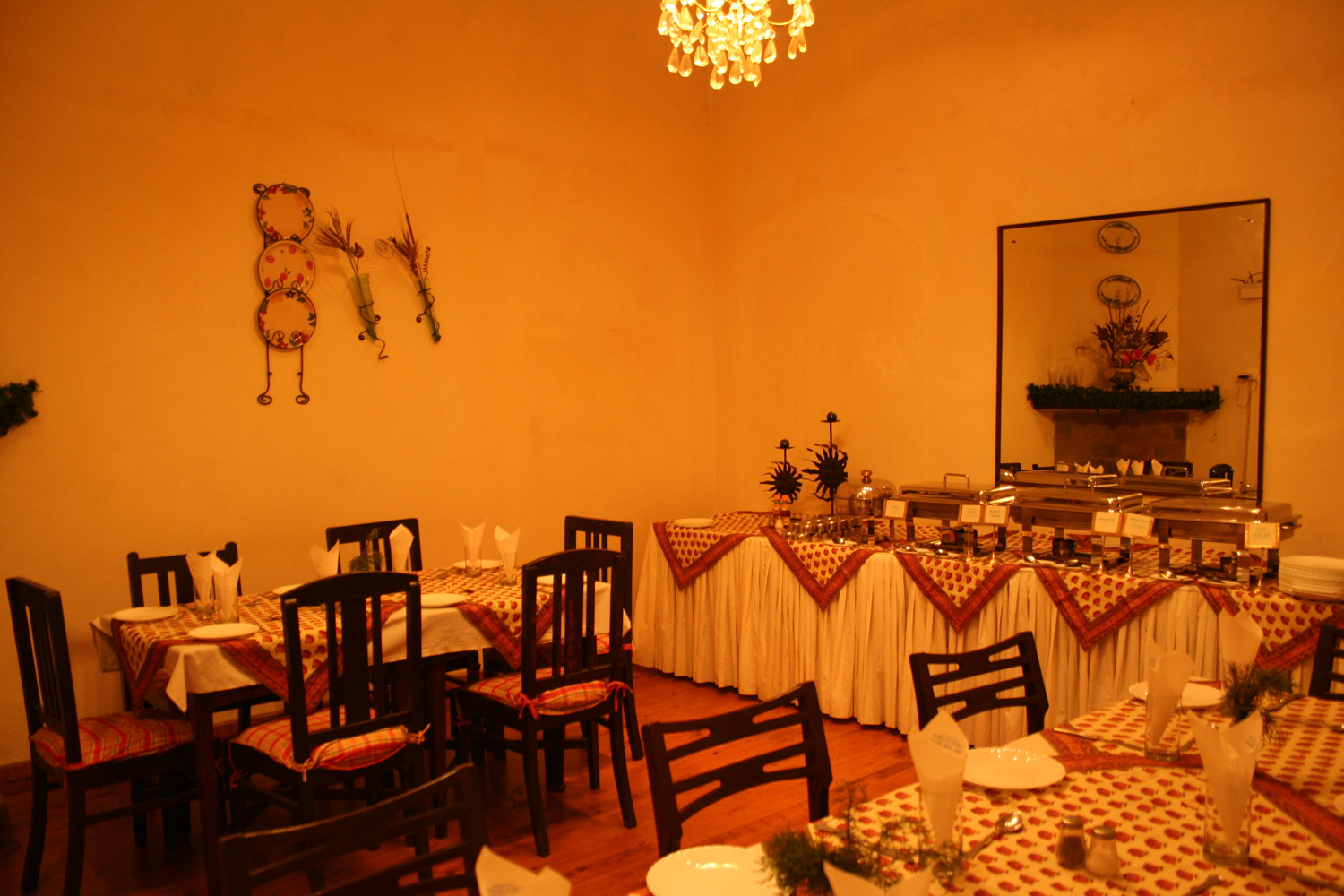 West View Hotel –Ranikhet Ranikhet Restaurant West View Hotel Ranikhet
